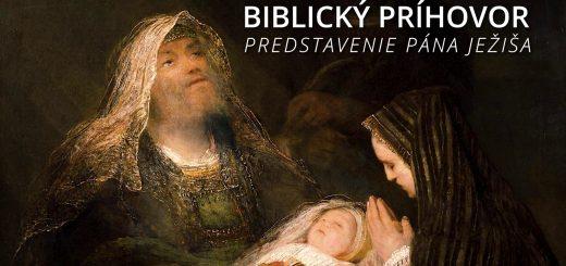 Predstavenie Pána Ježiša